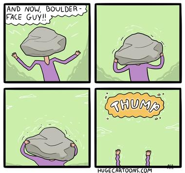 Boulder Face