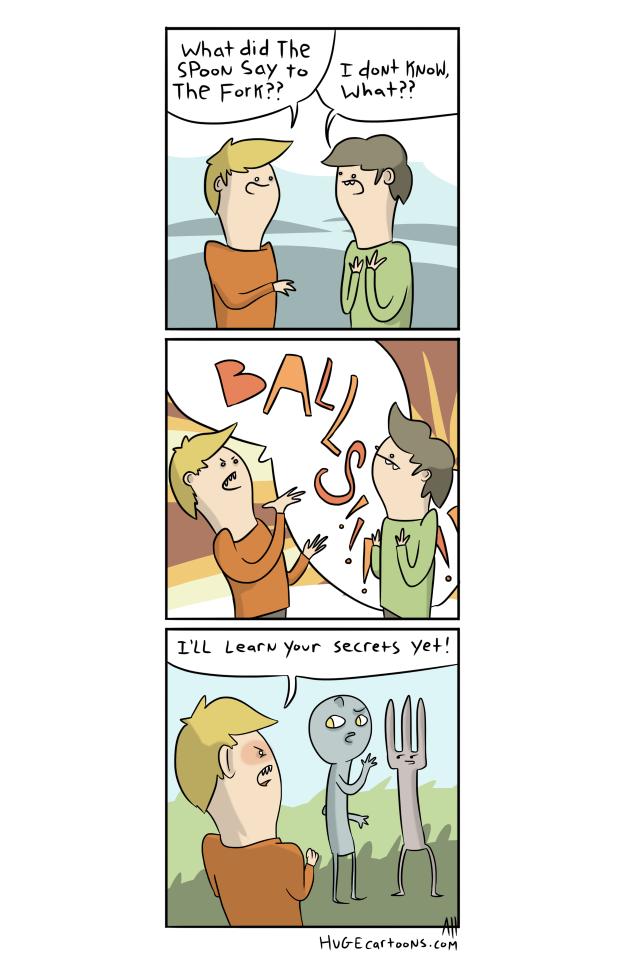 Spoon Secrets