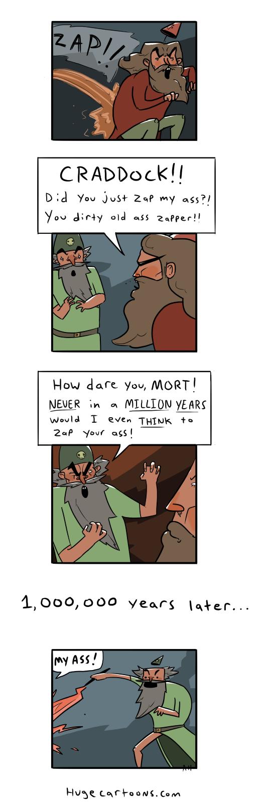 Ass Zap