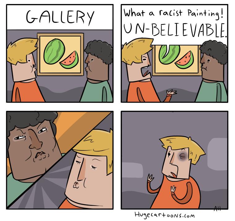 Meta Racism