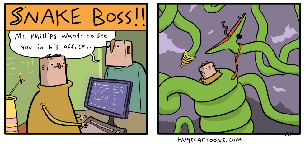 Strict Boss